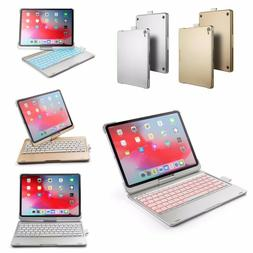 11 Inch IPad Pro Case Keyboard With Bluetooth Backlit Smart