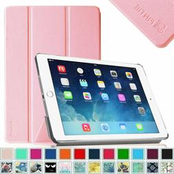 For 2014 iPad Air 2  A1566 Auto Wake/Sleep Stand Cover SlimS