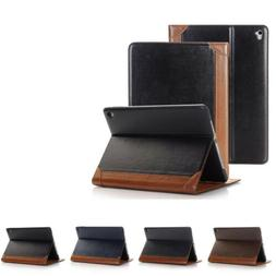 "For 2016 Apple iPad Pro 9.7"" Folio Magnetic Leather Flip Sma"