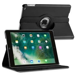 "360 Degree Rotating Stand Protective Case for iPad 9.7"" 6th"