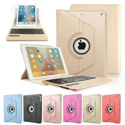 360 Rotating ipad pro Case Bluetooth Keyboard Case for iPad