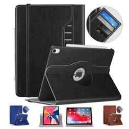 MoKo 360?Rotating Leather Cover Multi-Angle Stand Case for i
