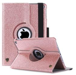 BENTOBEN 360° Rotating Leather Smart Case For Apple iPad 9.