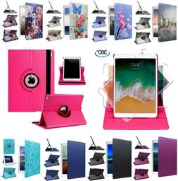 360 Rotating Stand Leather Smart Cover Case For IPad 2 3 4/