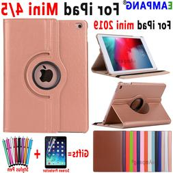 360Degree Rotating Leather Smart Shell Cover <font><b>Case</