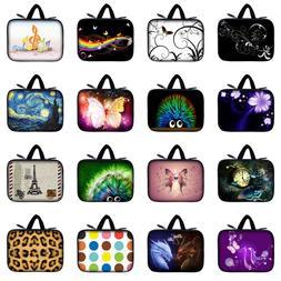 6 7 8 tablet laptop bag case