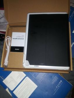 "9.7"" iPad BLu Keyboard Case, Only Compatible w/ A1566,A1567,"