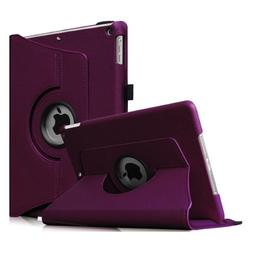 Fintie iPad mini 1/2/3 Case - 360 Degree Rotating Stand Case