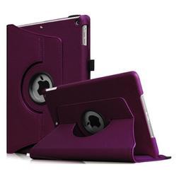 Fintie iPad mini 1/2/3 Case - 360 Degree Rotating Stand Case