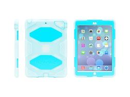 Griffin Clear/Blue Survivor All-Terrain Case + Standfor iPad