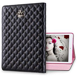 IDEGG Princess iPad 2 3 4 Case for Girls and Women, Fashion