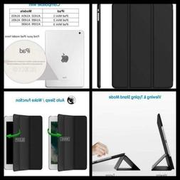 JETech Gold Serial 2nd Edition Slim-Fit Folio Auto Sleep/Wak
