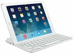 Logitech - Ultrathin Keyboard Cover For Apple Ipad Air - Sil