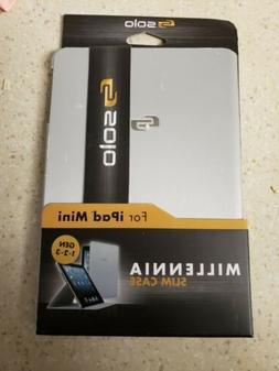 Solo - Pro Collection Flip Cover For Apple Ipad Mini, Ipad M