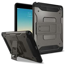Spigen Tough Armor iPad Mini 4 Case with Kickstand and Extre