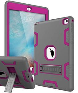 TOPSKY iPad Air 2 Case, iPad A1566/A1567 Kids Proof Case, He