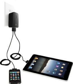 Targus Dual Charger for Apple iPad, iPad 2, new iPad , 16GB,