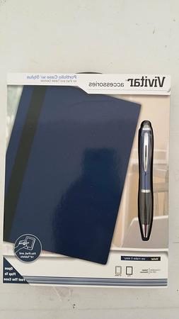 Vivitar Accessories Portfolio Case with Stylus for iPad and