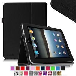 For Apple iPad 1st / 2nd / 3rd / 4th Generation Folio Case C