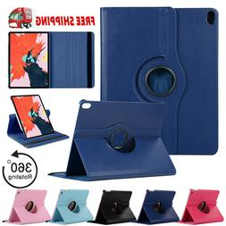 For Apple iPad 10.2 7th Gen 2019 Leather Smart Case Stand Fl
