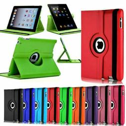 For Apple iPad 10.2 7th Generation  360° Rotating Leather S