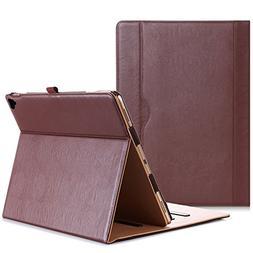 Apple iPad Pro 12.9 Case - ProCase Leather Stand Folio Case