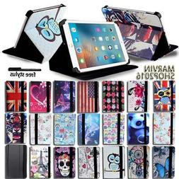 "For Apple iPad 123456/mini 1234 / Air 12 /Pro 9.7"" Flip LEAT"