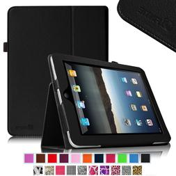 For Apple iPad 1st / 2nd / 3rd / 4th Generation Folio Case C
