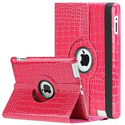 SAWE Apple iPad 2/3/4 Case - 360 Rotating Stand Smart Case C