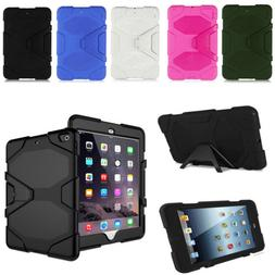 Apple iPad 2/3/4 Mini 3 2 1 Kids Shockproof Heavy duty Cover