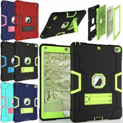 For iPad 2/3/4/5/6/7th Gen Shockproof Heavy Duty Rugged Defe