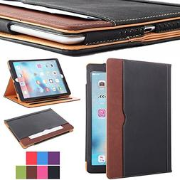 I4UCase Apple iPad 9.7 Inch 2017/2018  Case - Soft Leather S
