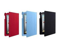 for Apple iPad 2nd Generation Folding Folio Smart Wake Sleep