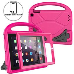 AVAWO Kids Case Built-in Screen Protector for iPad 2 3 4 - S