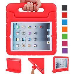 NEWSTYLE Apple iPad 2 3 4 Shockproof Case Light Weight Kids