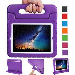 NEWSTYLE Apple iPad 2 3 4 Shockproof Case Light Weight Kids
