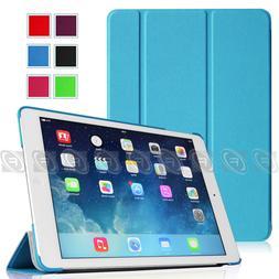 For Apple iPad 9.7'' 2017 Case Slim Shell Lightweight Standi