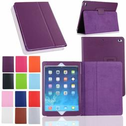 For Apple iPad Pro 9.7 10.5 12.9 PU Leather Smart Shockproof