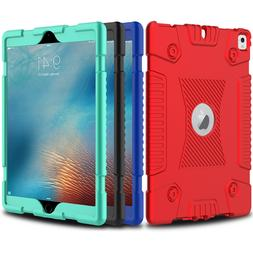 For Apple iPad 9.7-inch 2018 6th Gen Case Hybrid Shockproof