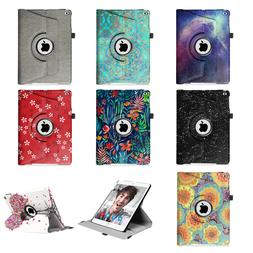 For Apple iPad 9.7 inch 2018 / 2017  360 Rotating Case Stand