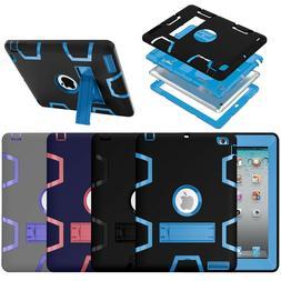 For Apple iPad 9.7 inch 4th 3th 2th Gen Case Heavy duty Anti