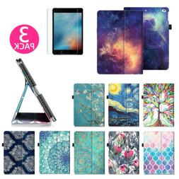 For Apple iPad 9.7 Inch 6th Generation 2018 Folio Leather Ca