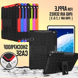For Apple iPad Air 1 2 3 10.5 2019 Kids Heavy Duty Case, Sho