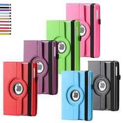 For Apple iPad Air 1 / Air 2 & Pro 9.7 iPad 5 5th 360 Rotati