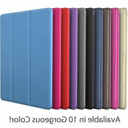 For iPad Air 1/2/3 Case Shockproof Folding Folio Magnetic Co