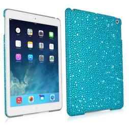 BoxWave Apple iPad Air SparkleMe Case - Cute Rhinestone Embe