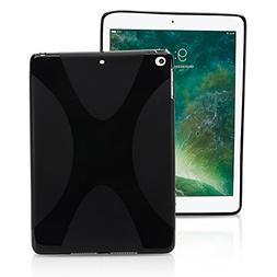 Apple iPad  Case, BoxWave  Premium Textured TPU Rubber Gel S