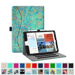 For Apple iPad Folio Case Cover Stand Multiple Angles with P