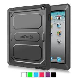 For Apple iPad Hard Back Case Cover Full Protective w/ Impac