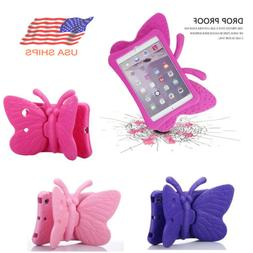 For Apple iPad Kids Shockproof Protective Butterfly EVA Foam